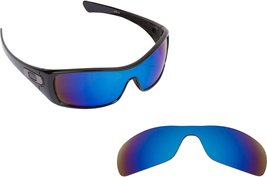 New Seek Optics Replacement Lenses Oakley Antix   Polarized Blue - $16.91
