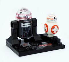 Star Wars R2D5 & BB8 Minifigure Lego Compatible - $5.95