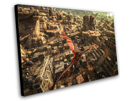 """Ark Scorched Earth Game   8""""x12"""" (20cm/30cm) Canvas Print    - $15.00"""
