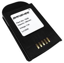Replacement Psion Teklogix 7530 G2 7535 Battery CV3000 2500MA 10.8V 11.1V - $47.00