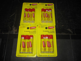 Carmex Moisturizing Lip Balm 12 Sticks - $16.46