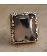 Yemeni Agate silver Ring/ Yemen aqeeq aqiq Men ... - $88.21
