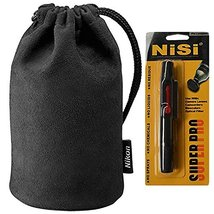 Nikon CL0915 Soft Lens Case for 1870mm DX Nikko... - $18.35