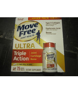 Schiff Move Free Ultra 75 Tablets Supports Join... - $27.24