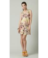 Leifsdottir Cloudberry Silk Tunic Dress Size 2 NWT $278 - $99.00