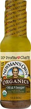 Newman's Own Organics Oil & Vinegar Salad Dressing, 12-oz. Pack of 6