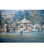 L. Gordon Sunny Afternoon Signed  Numbered 311/... - $59.00