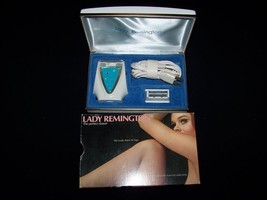 Lady Remington CL-285 Vintage Electronic Shaver... - $34.99