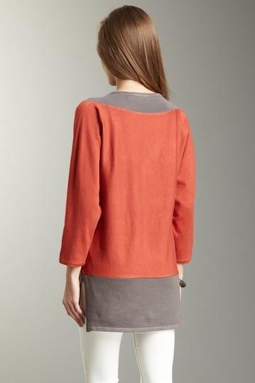 Cyrus Chevron Stripe Sweater Small NWT
