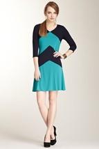Miss Sixty Olivia Chevron Stripe Dress Size 2 NWT $138 - $98.89