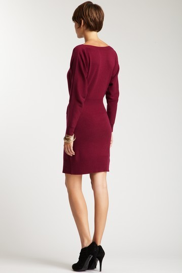 LBD laundry by design Tie Front Sweater Dress NWTSmall $148