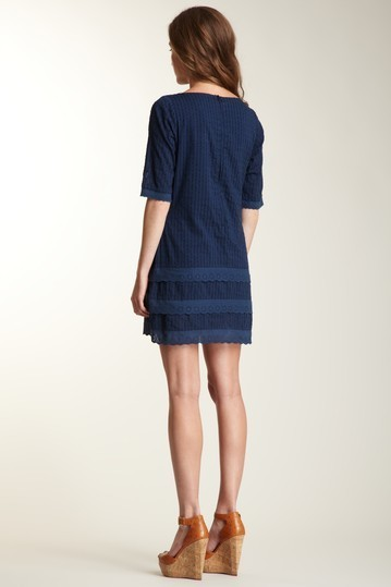 Knitted Dove Yacht Club Dress Size Sm NWT $120