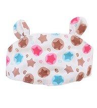 Summer Baby Hats/Caps Cartoon Pure Cotton Cloth Caps Stars