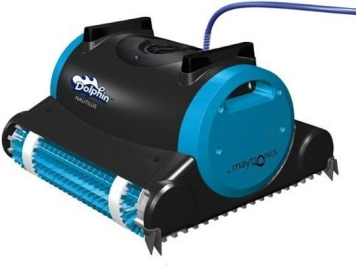 Dolphin 99996323 Dolphin Nautilus Robotic Pool Cleaner With Swivel Cable,