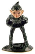 Gilner California Happy People green lady pixie elf figurine - $21.89