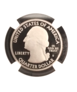2014 S Great Smoky Mtns Washington Qtr Proof -N... - ₨2,004.82 INR