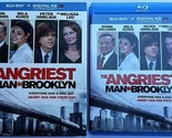 THE ANGRIEST MAN IN BROOKLYN BLU RAY WITH SLIPCOVER FREE WORLDWIDE SHIPPING