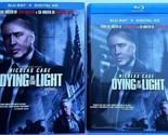 DYING OF THE LIGHT BLU RAY WITH SLIPCOVER SLEEVE FREE WORLDWIDE SHIPPING