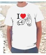 i love sex Funny Adult Mens Birthday Gift T-Shirt S-XXL - $17.00
