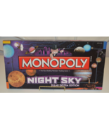 Monopoly Night Sky Edition - $30.00