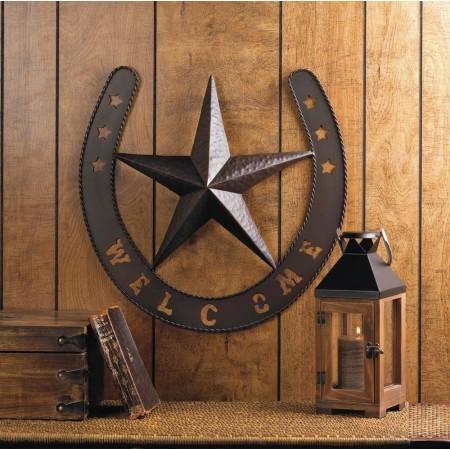 Western Star Wall Decor Door Decor
