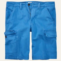 Timberland Men's Webster Lake Blue Twill Cargo ... - $39.75