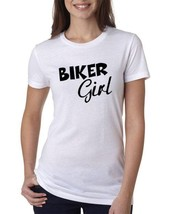 Biker Chick, bikers ladies Biker girl Gift T-Shirt S-XXL - $17.00