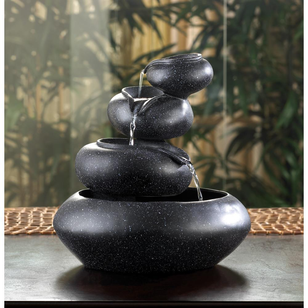 Four tier tabletop fountain  1