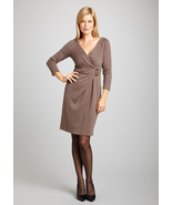 AK ANNE KLEIN Ponte Trapunto Dress Size 2 NWT  $119 - $69.00