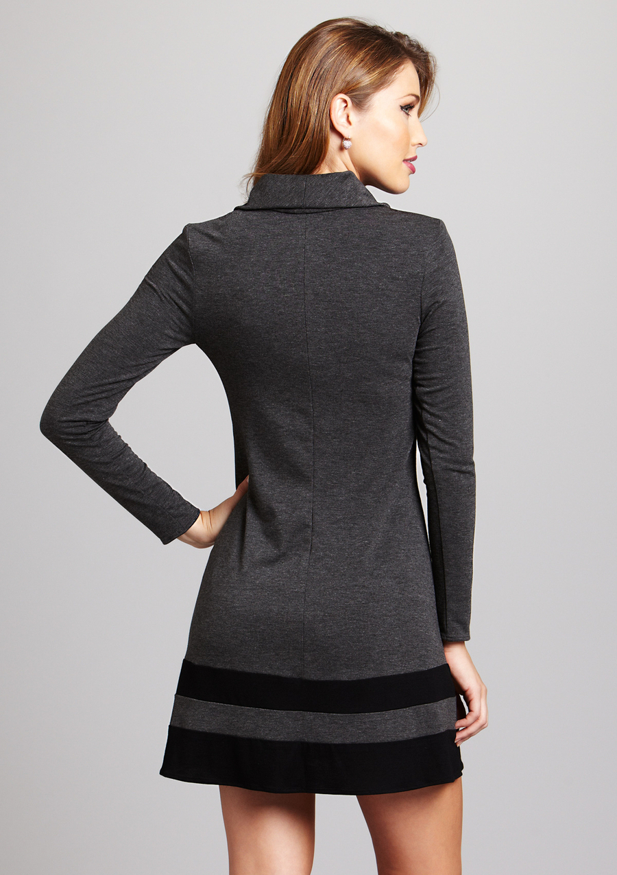 DECODE 1.8 Cowl Neck Dress NWT Small $148