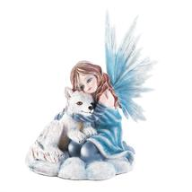 WINTER FAIRY FIGURINE - $24.95