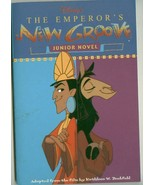 Disney EMPEROR'S NEW GROOVE book/McDonald's Happy Meal toys/glossy photo... - $9.00