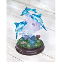 Light up dolphin sculpture  1  thumb200