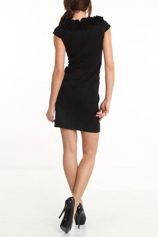 Taylor NEW Flower Cap Sleeve Dress Size 4 NWT