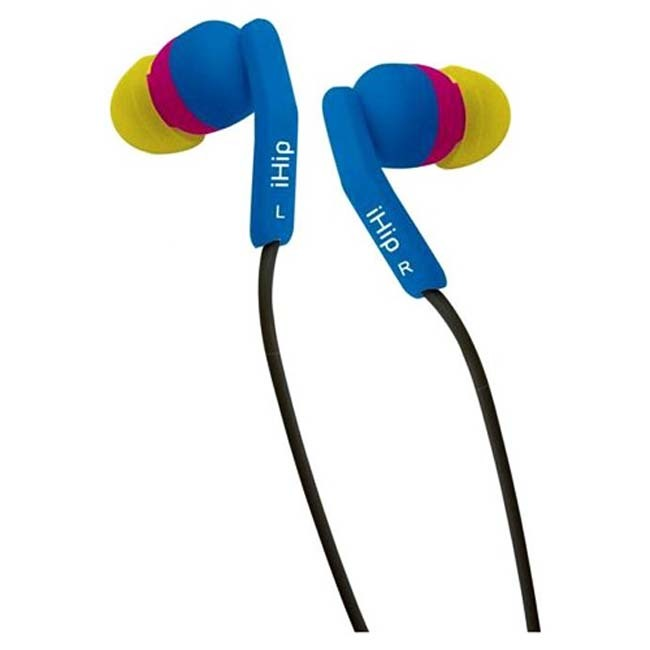 Primary image for iHip Sunflower Fashionable Noise Isolating Earbuds