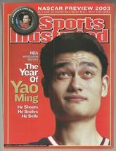03 Sports Illustrated Houston Rockets New York Rangers Uconn Huskies Duk... - $2.50
