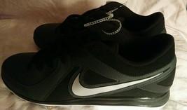 New Nike MVP Pro Metal Mens Baseball Cleats - Black / Silver / White Siz... - $14.68