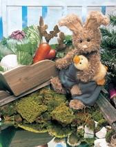 "Bearington Bears ""Rick & Chick"" 14"" Collector Rabbit- #4034- 2001- Retired - $29.99"