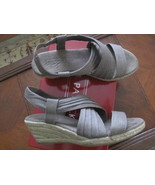 M. Patrick Collen Wedge Sandals Size 6.5 New with box - $24.93