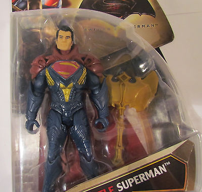 "Dawn of Justice bataille épique Superman 6/"" Action Figure Superman"