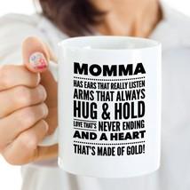New Mug - Momma mug Best Mom Mother's Day Gift I Love Mom Cute Mom - $10.99+