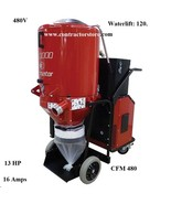 Construction HEPA Dust Extractor Vacuum Water lift 120 - $13,036.00