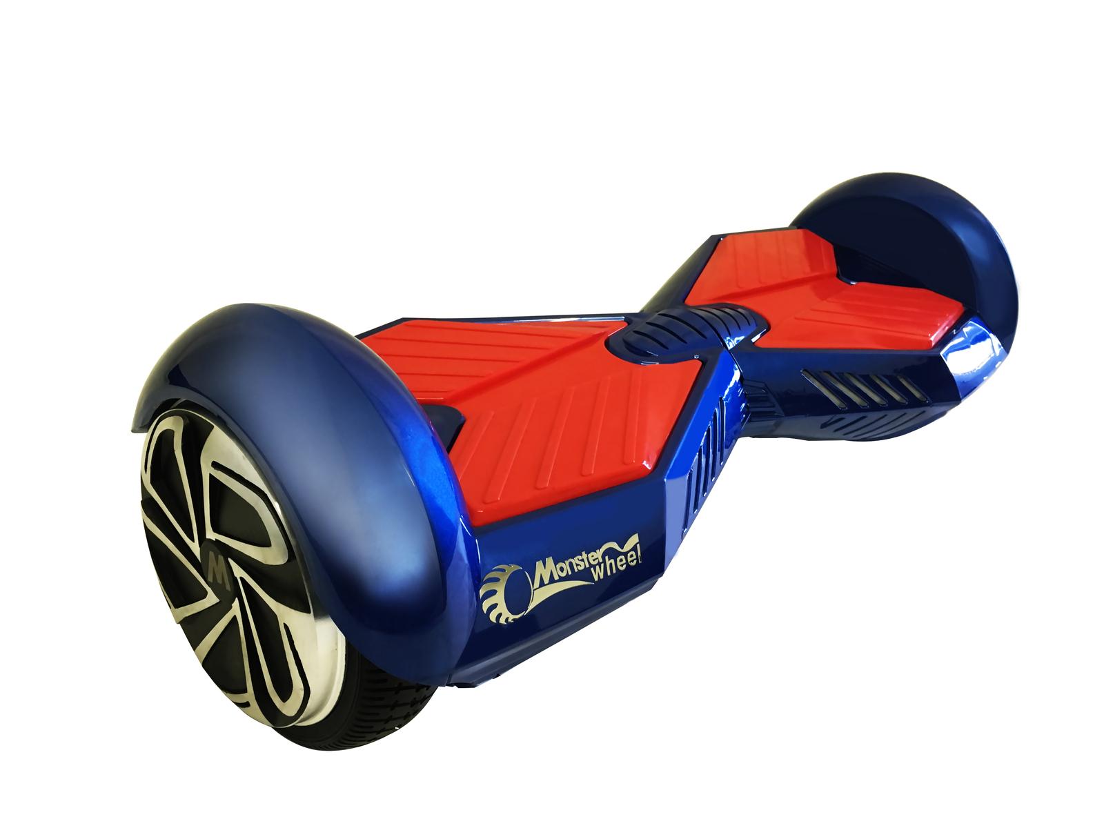 Lamborghini Monsterwheel Hoverboard With Remote Key