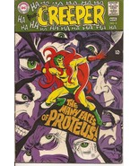 DC Beware The Creeper #2 Many Faces Of Proteus Action Adventure - $9.95