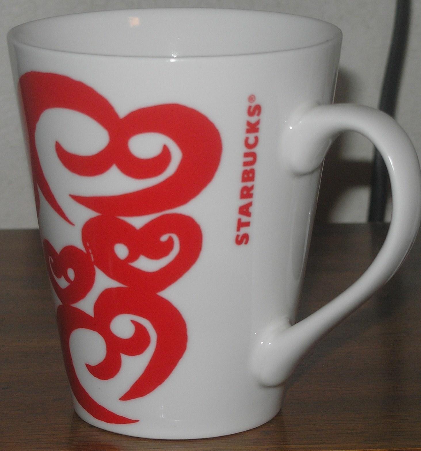 starbucks valentines cups