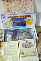 Vintage Mountaineering Board Game 1983 - $5.00
