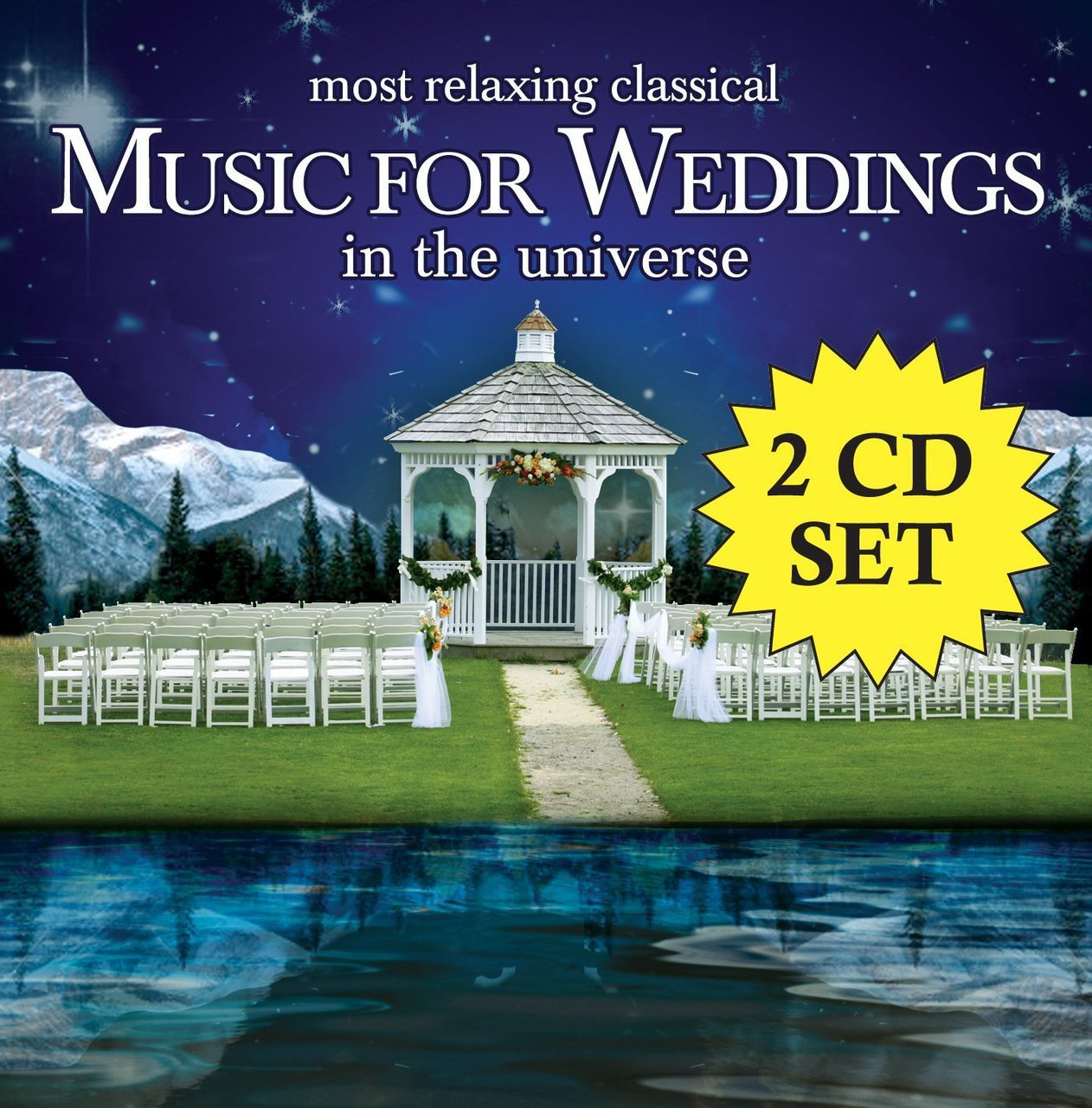 Most relaxing classical music for weddings in the universe by various