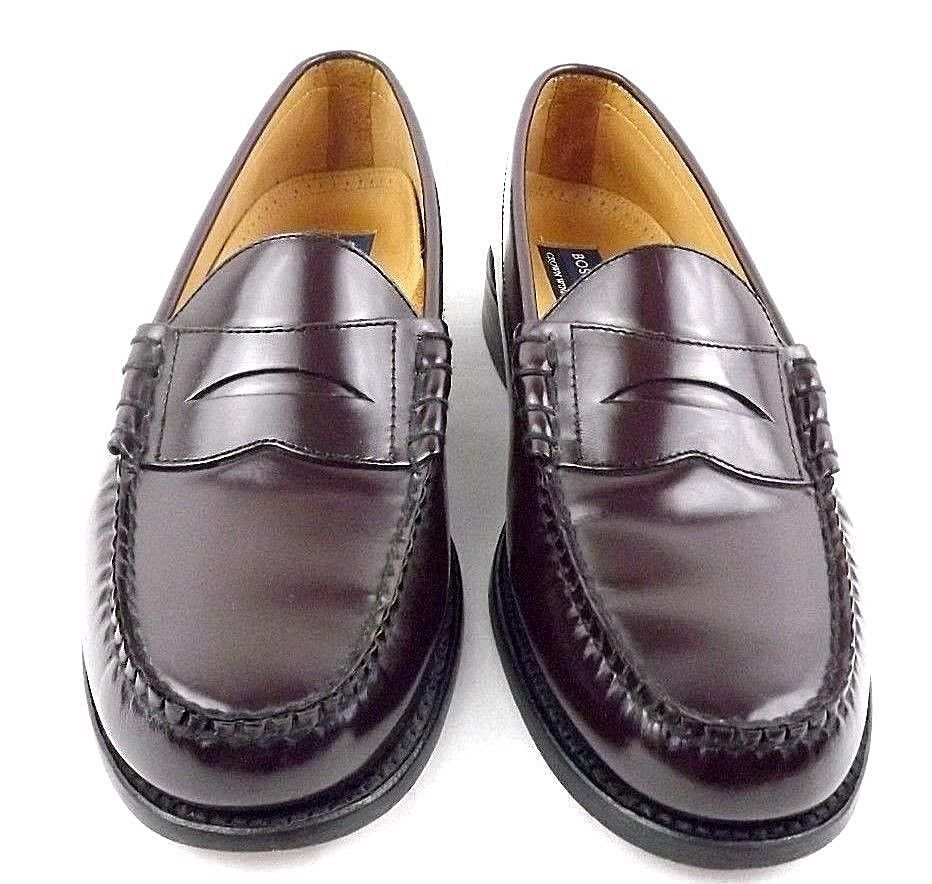 Bostonian Crown Windsor Mens Shoes Penny Loafers Size 10 D ...