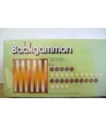 Vintage Backgammon Game Factory Sealed - $8.00