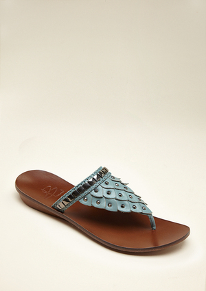 B.MAKOWSKY Sandals Size 7 New with Box $89